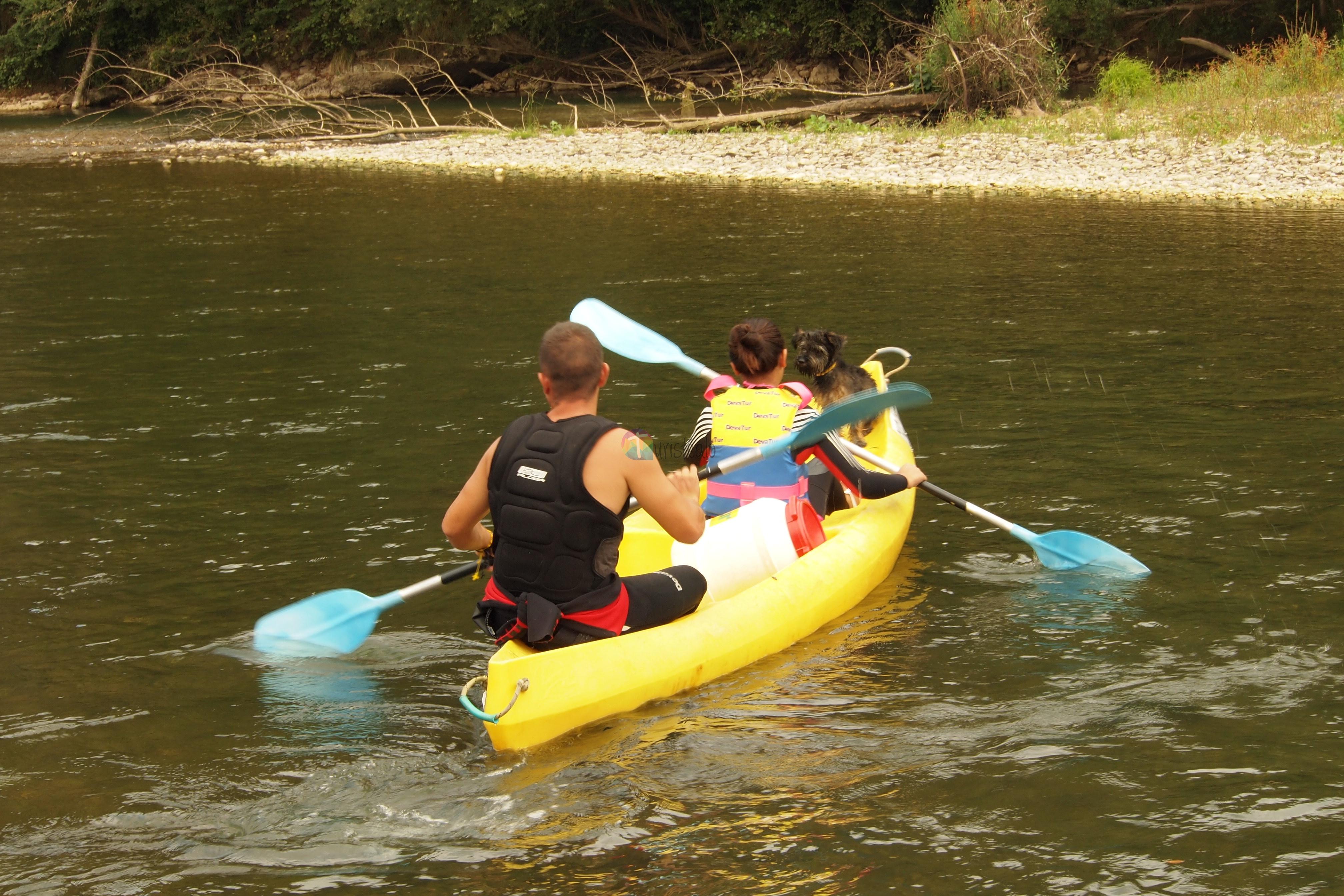 Descenso del río Deva con Devatur
