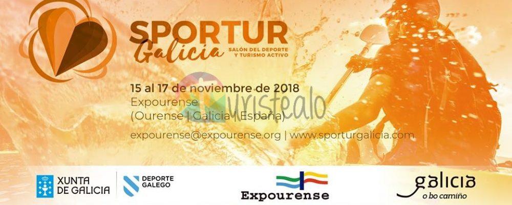 Ourense acoge la segunda edición de Sportur, el Salón del Deporte y Turismo Activo de Galicia