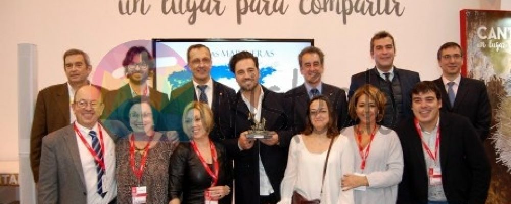 FITUR 2019: Villas Marineras, el orgullo de David Bustamante