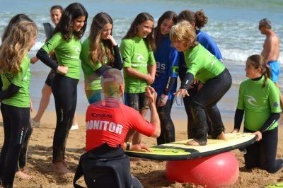 Tablas Surf School