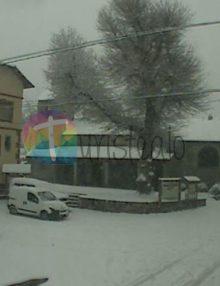 Llegan las primeras nieves de la temporada a León