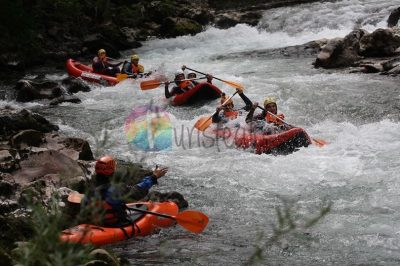 Canoa Raft con Jaire Aventura