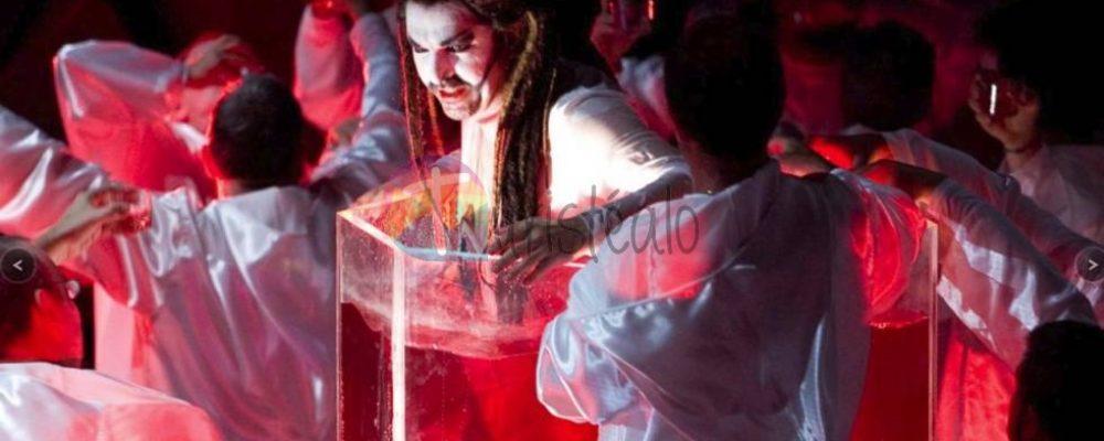 La Fura dels Baus trae su Carmina Burana al Teatro de la Laboral
