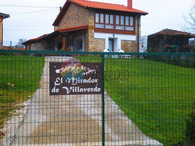El Mirador de Villaverde en Cangas de Onís