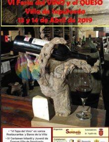 VI Feria del Vino y el Queso de Sepúlveda – Segovia