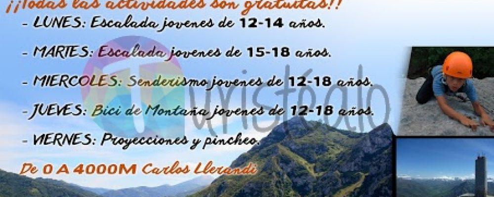 Iª Jornadas de Montaña Juveniles en el Valle de Quirós