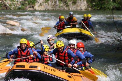Rafting con Jaire Aventura