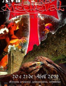 Feria medieval en Monforte de Lemos – Lugo